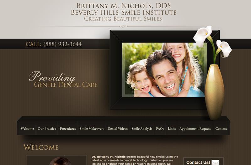 Dental Website Design Example - https://www.practicemojo.com/attachments/dental-website-1.jpg